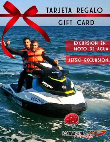 Gift Card JetSki Torrevieja