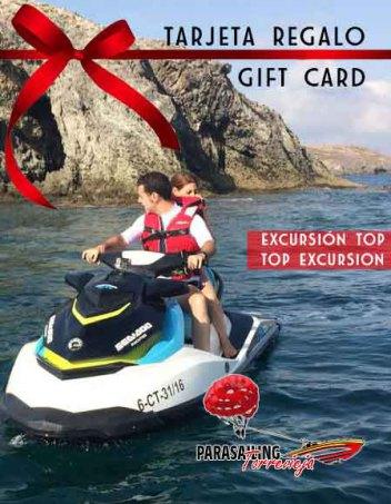 Gift Card JetSki Tabarca