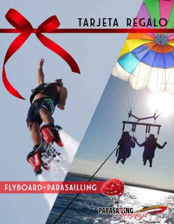 Gift Card Flyboard Parasailing