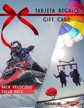 Gift Card Parasailing Jetski