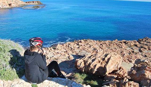 Bike tours Calas de Torrevieja